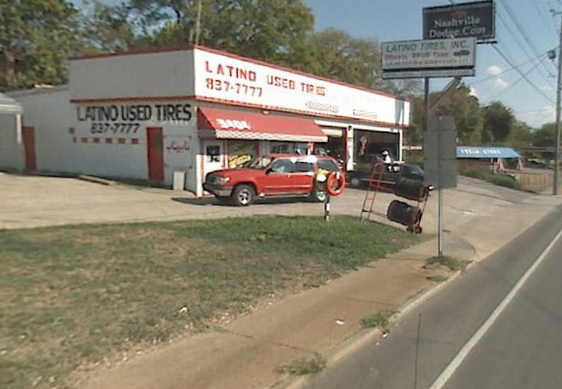 nolensville road latino tires